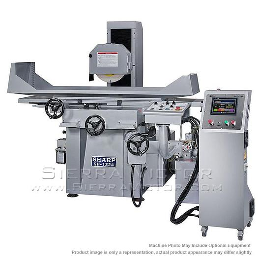 SHARP Automatic Surface Grinder SH-1224