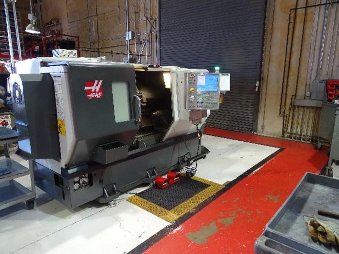 2012 Haas ST-20