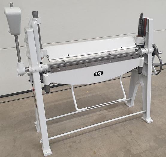 Gebraucht Manuelle Schwenkbiegemaschine Fasti 205-10-2