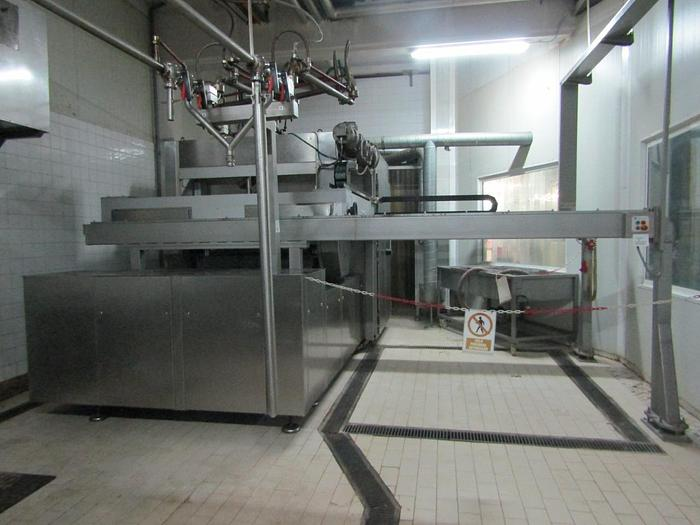 Deposited Candy Production & Packing Line