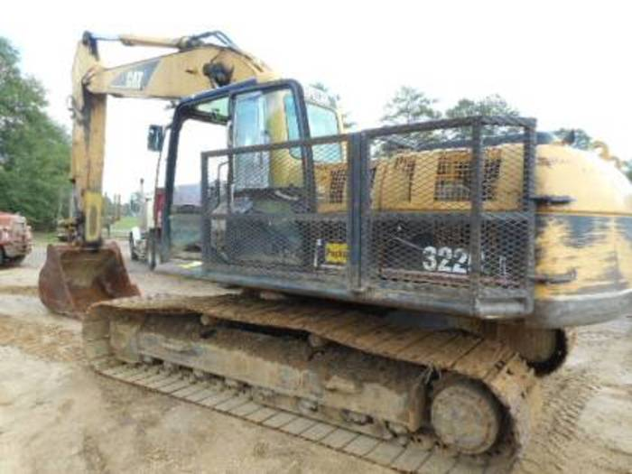 CATERPILLAR 322 CL Excavator