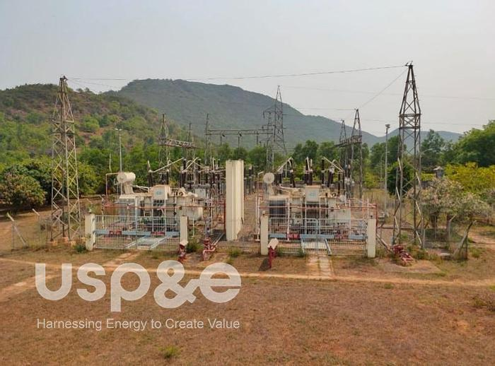 Used 18.5 MW 2000 Used Siemens 12V48/60 HFO Power Plant