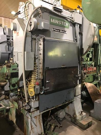 60 Ton, MINSTER, No. P2-60-36, SSDDC PRESS