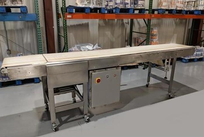 Used Smooth Top Conveyor