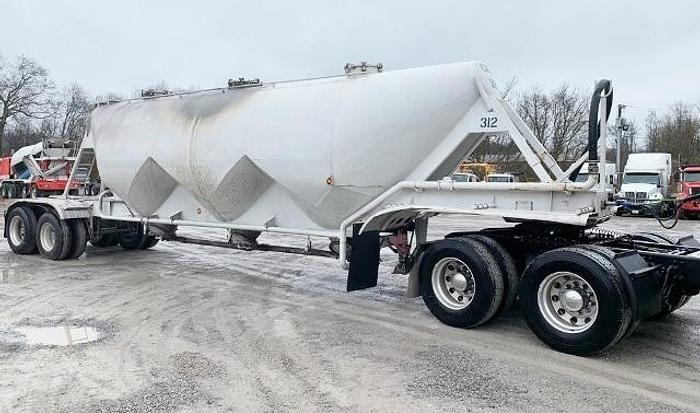 Used 1978 Fruehauf Cement Tanker