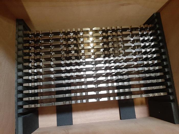 Multitest MT9510 49 BGA 7 x 7 mm Handler Kit
