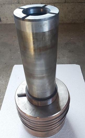 Generalüberholt Oleopress D225 mm x 510 mm,