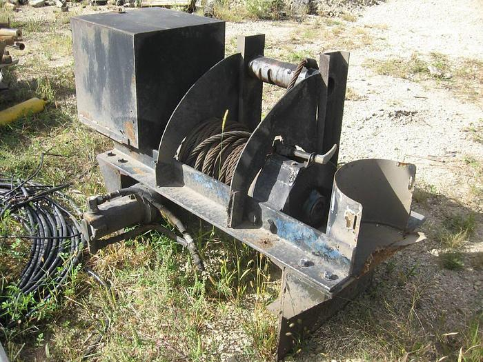 Used 1996 Winch Bumpers- Stock #: 1047