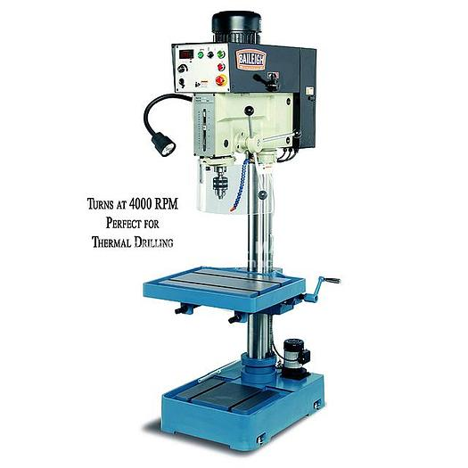 BAILEIGH High Speed Drill Press DP-1250VS-HS