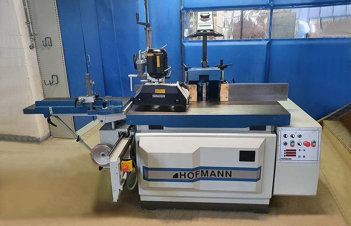 2008 Hofmann Germany HOFMANN swivel spindle milling machine TFS 1200