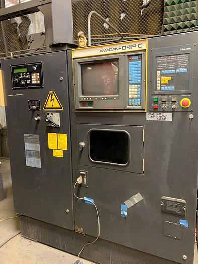 1997 55 Ton Amada Vipros 568 CNC Turret Punch