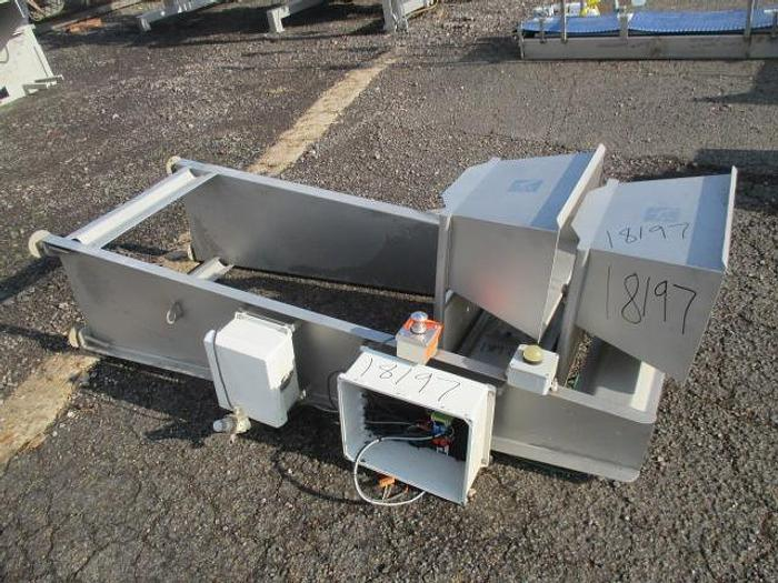 Used CAT Single Hopper Scale