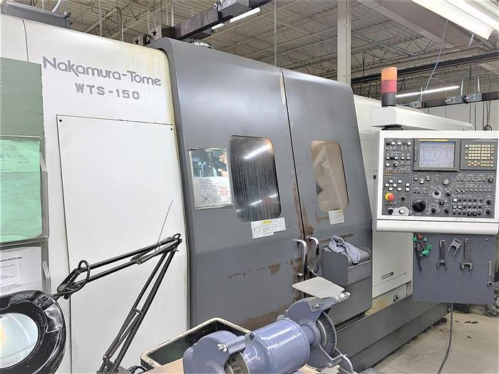 Used 2004 Nakamura Tome WTS-150