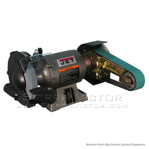JET JBGM-8 Shop Bench Grinder with Multitool Attachment 577107