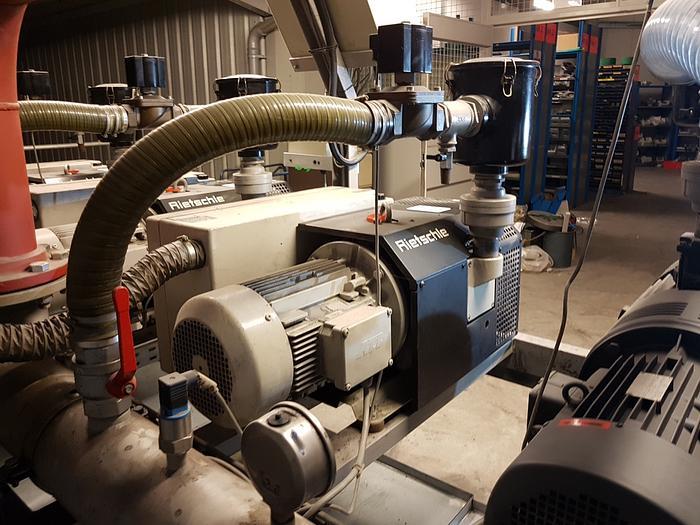 2001 RIETSCHLE VC300 Vaccum Pump