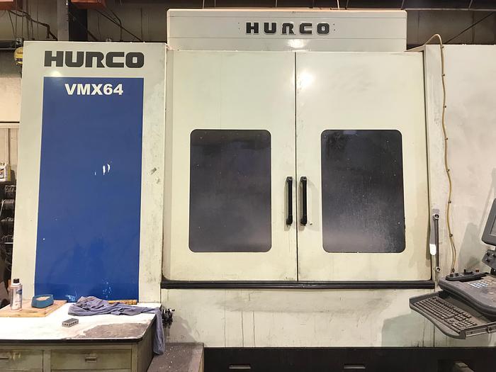 2005 Hurco VMX64