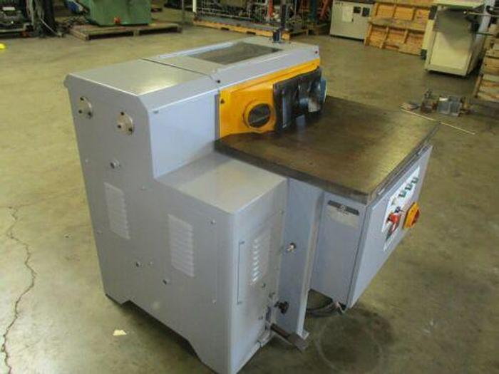BALESTRINI MODEL C70 DOUBLE AUTOMATIC TEMPLATE SHAPER / TWIN SPINDLE COPY SHAPER