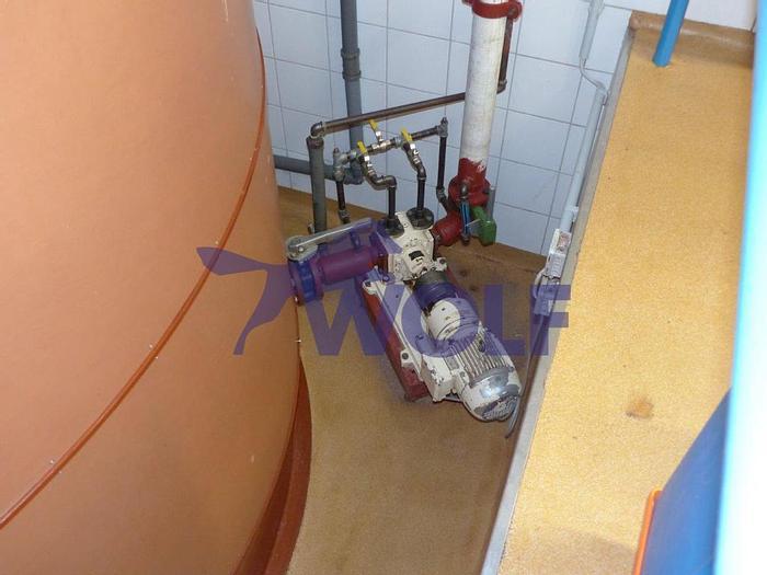 Gebraucht Used. Chocolate Pump STEIMEL Type-6/110-P