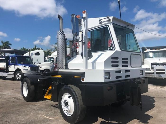 Used 2012 CAPACITY TJ5000DR SPOTTER TRUCK
