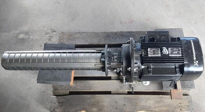 Gebraucht Eintauchpumpe, MTR 15 16/16 A-W-A-HQQV, 15 KW, 225m, 17m³/h, Grundfos,  gebraucht