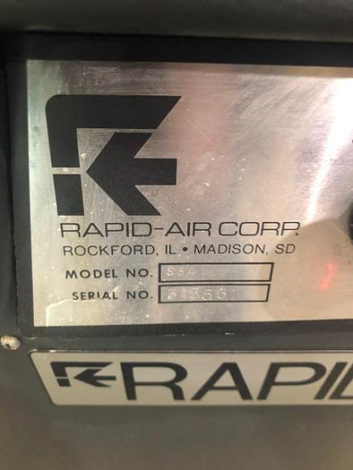 RAPID-AIR MFG SS4