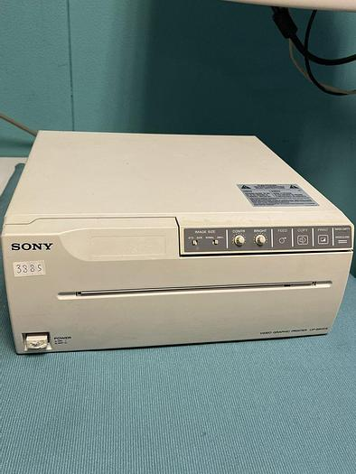 Gebraucht SONY Digital Graphik Drucker UP-960CE