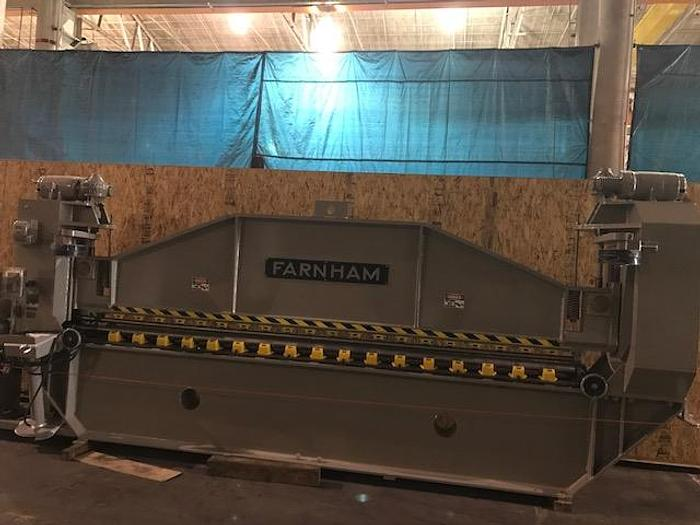 15' Farnham Roll Forming Machine
