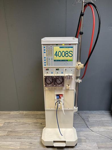 Used Fresenius 4008B (Option 4008 S) Dialysegerät