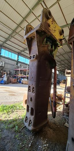 Usata Martello demolitore per Escavatore, MONTABERT V53