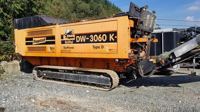 Used 2015 DOPPSTADT DW3060K BIOPOWER