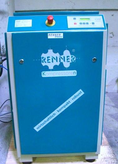 Gebraucht Schraubenkompressor Kompressor RENNER