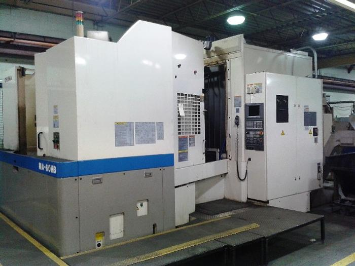 Okuma MA-60HB  Horizontal Machining Center