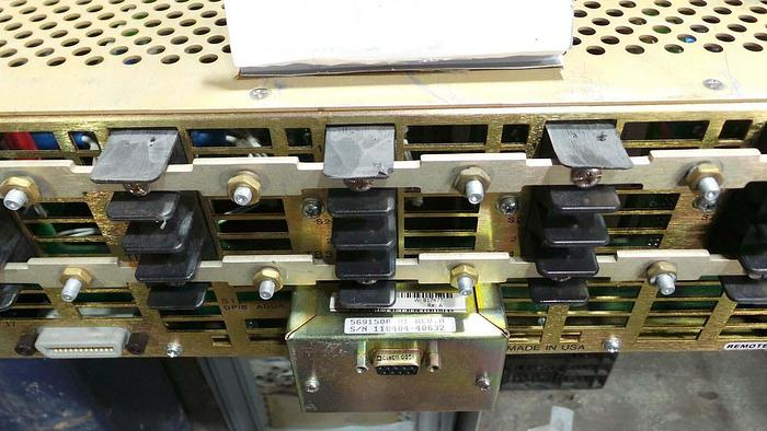 Used Elgar 5691286-13 Programmable Power Supply DC / Rev A / AT8000B / AT8B-01040102-4477 /
