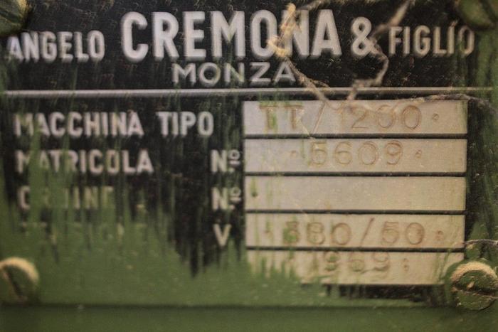 Angelo & Cremona TN4700 e TN1200