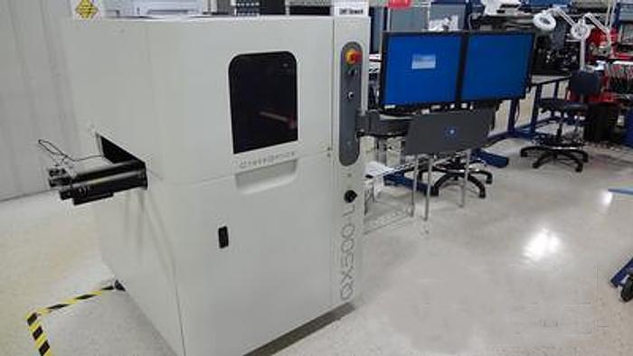 Used CyberOptics  QX500-L 10-2011 Vintage AOI Automatic Inspection Machine