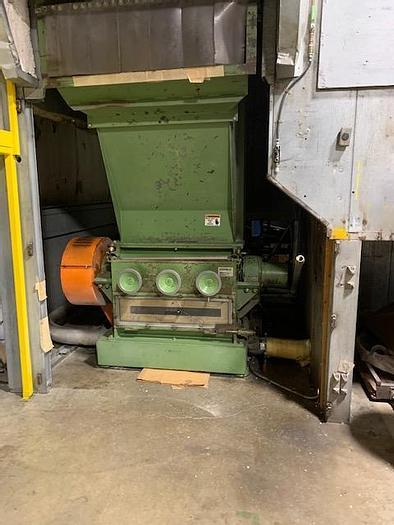 Used 1988 herbold grinder  45570
