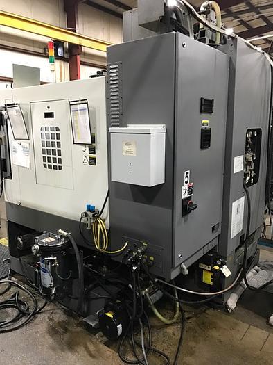 """SAMSUNG MCV50 35"""" X 19' X 20"""" VMC"""