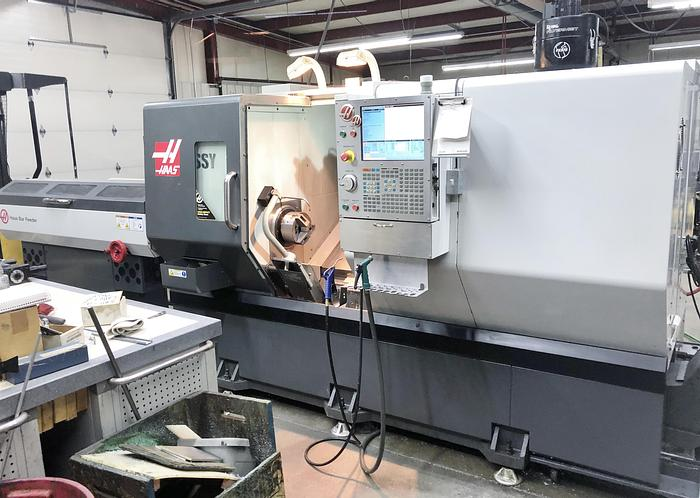 Used 2015 Haas DS-30SSY