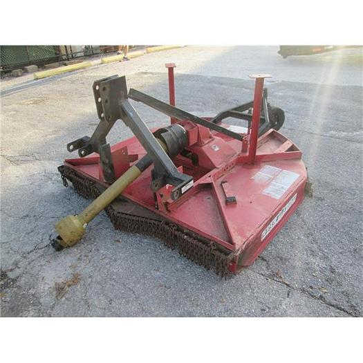 Bush hog mower 6' wide, old style model 406 (heavy duty)