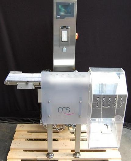 Used R 14847 D - Checkweigher OCS EC - 3,750 g