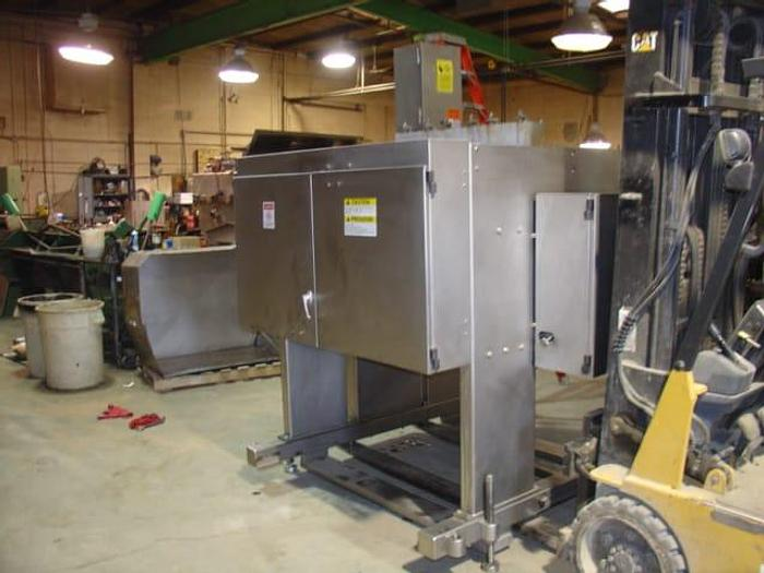 """Used Grote High Speed Slicer, Md # HS-640-3, 40"""" slice zone"""