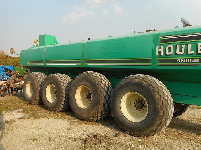 Used GEA 9500 Manure Tanker