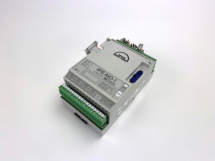 Used MANROLAND IPS.AIO-1 Analog Input/Output Module