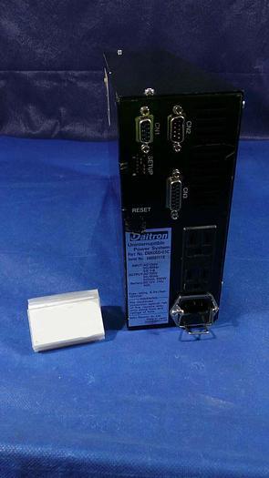 Used Daitron DBK05D-01C Power System, Uninterruptible /
