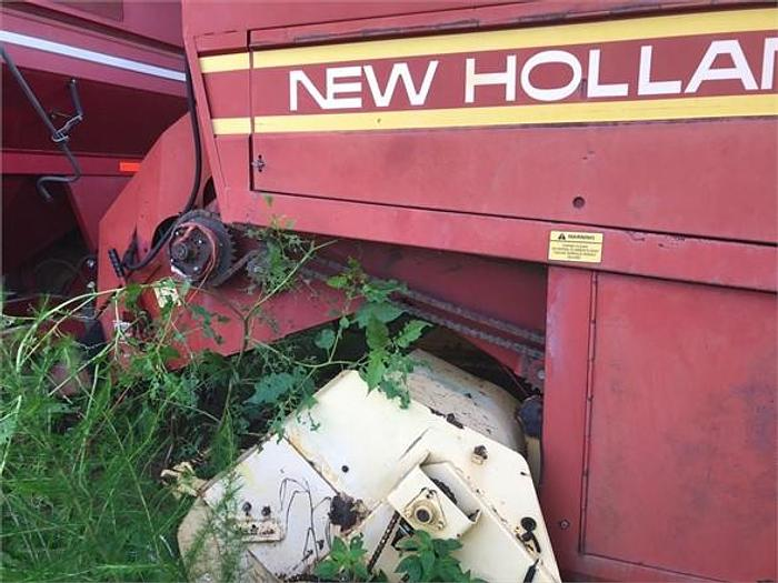 Used 1995 NEW HOLLAND 2000