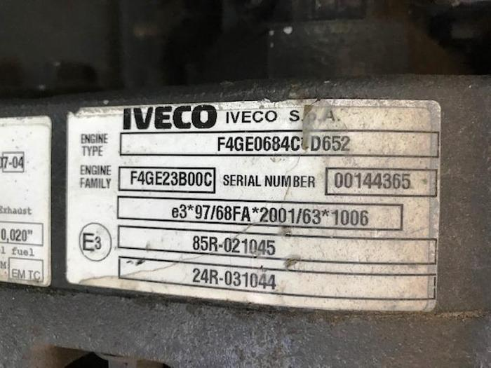2004 Iveco Diesel Standby Generator