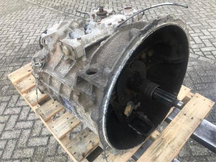 Used Iveco ZF 6S700 TO