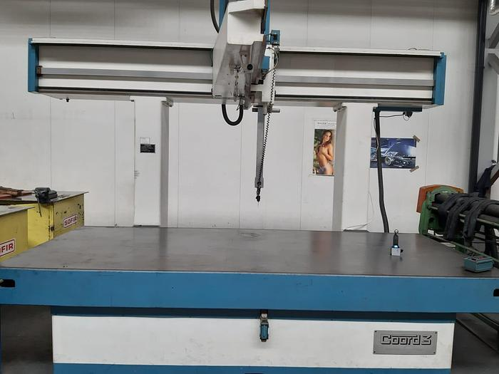 Coordinate Measuring Machine Coord 3 TR32