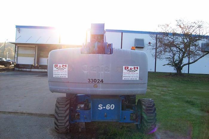2006 GENIE S-60