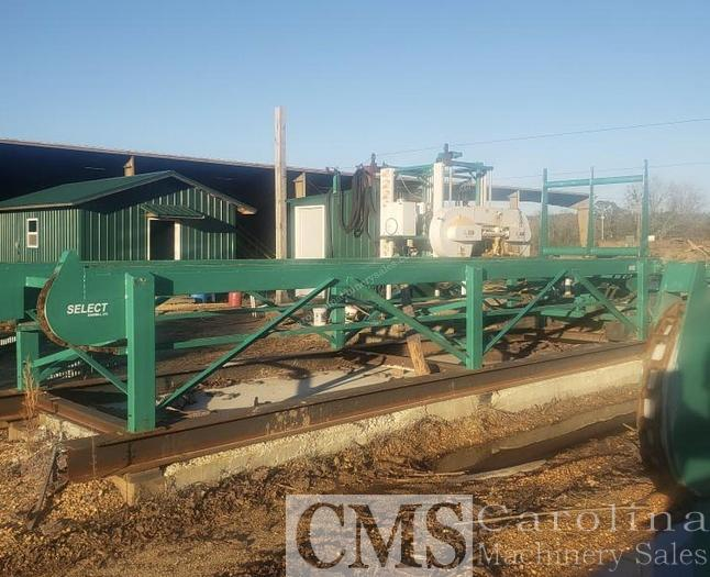 Used Select 4221 Double Cut Sawmill